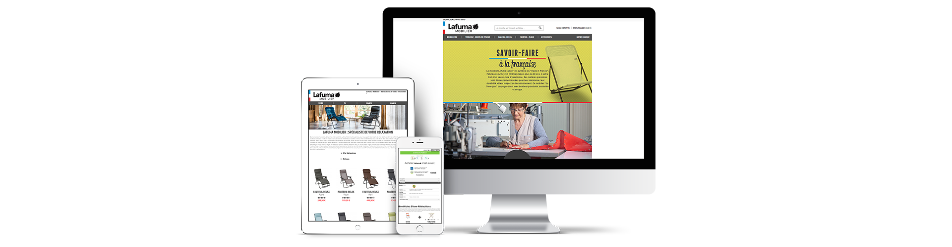 lafuma magento devices