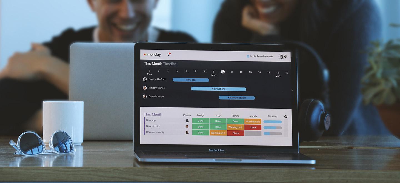 Synolia devient partenaire de Monday.com