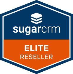 Logo SugarCRM Elite certified partner