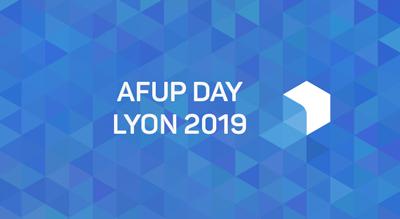 Présentation AFUP Day Lyon 2019