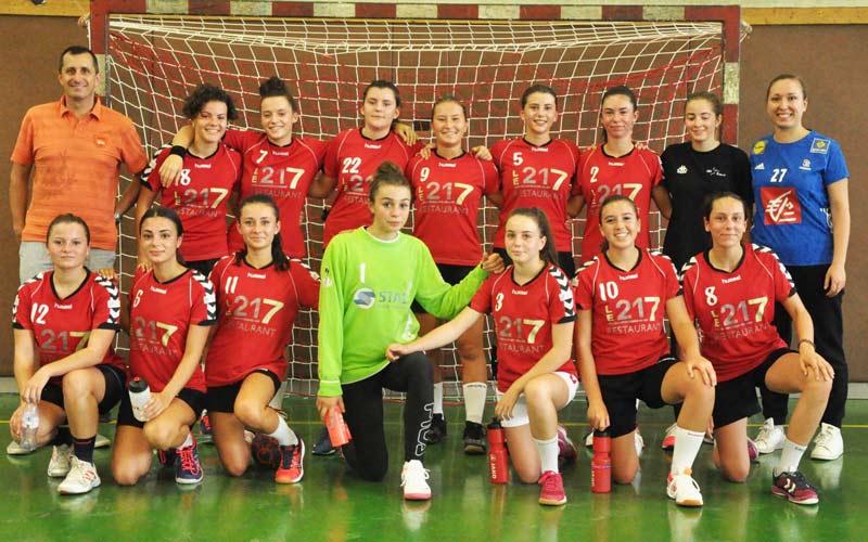 sponsoring synolia sport feminin