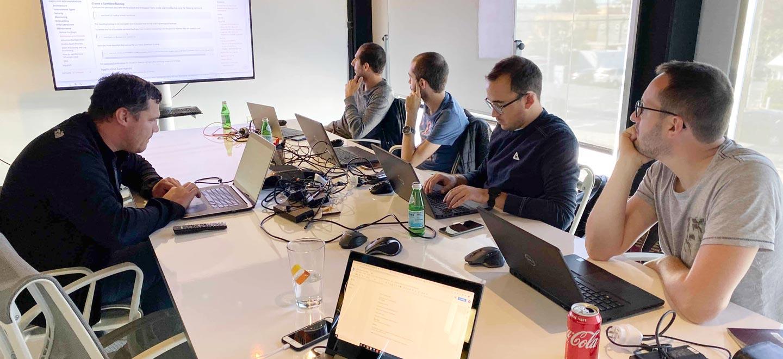 oro entretien vision commerce crm solution partenariat