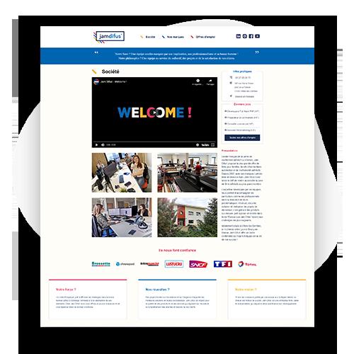 Homepage JamDifus
