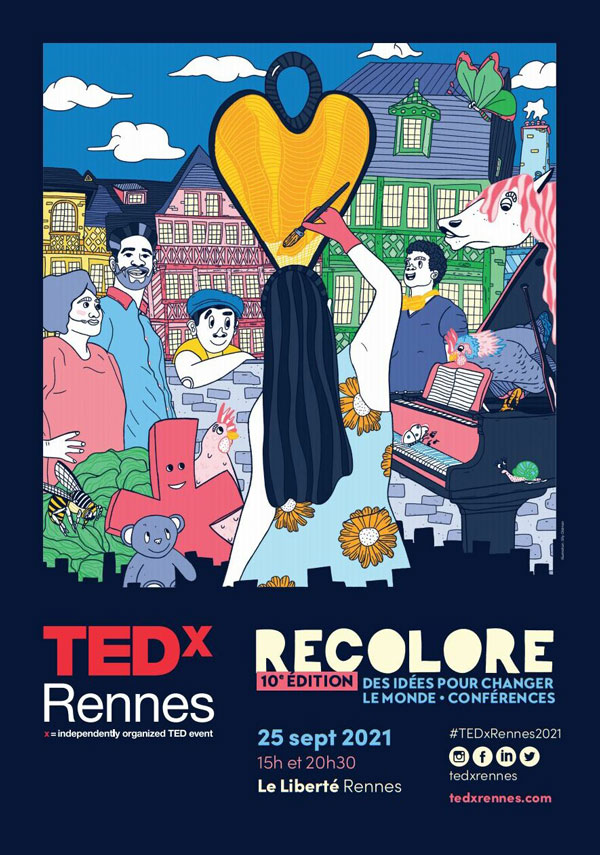 ted x rennes 2021